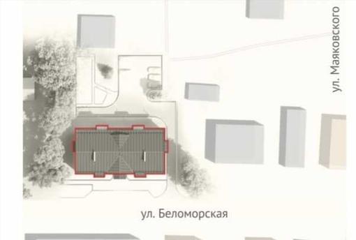 трехкомнатная в новостройке Беломорская дом