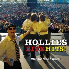 The Hollies альбом Hollies Live Hits - We Got the Tunes!