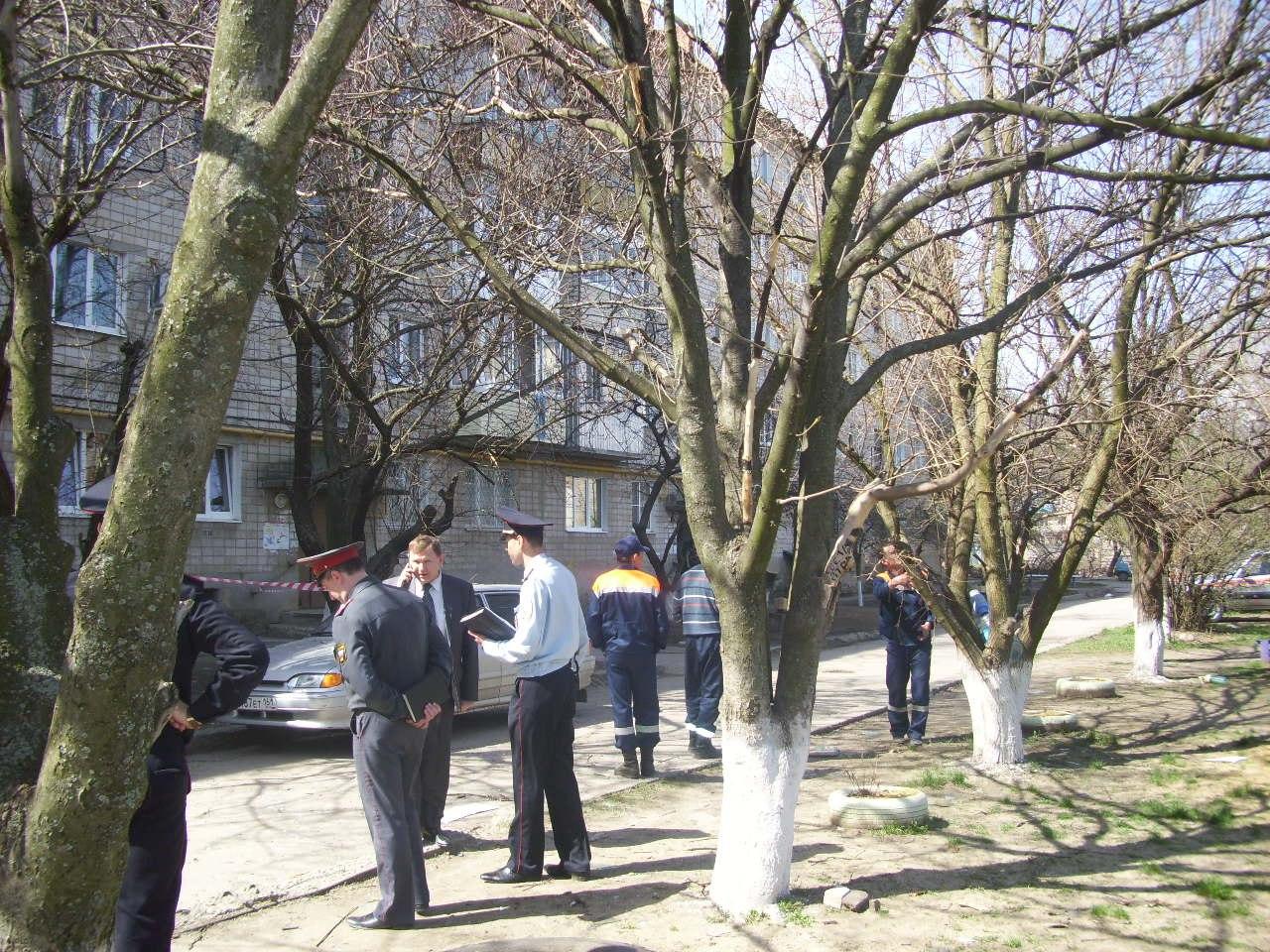 взрыв в Каменске-Шахтинском