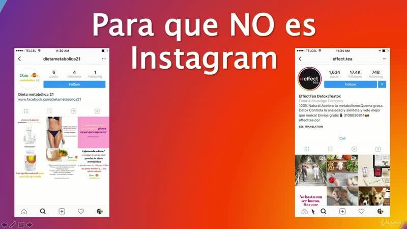 4. Que no se debe hacer en Instagram