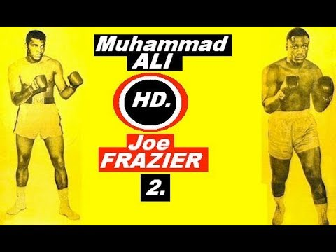 Мохаммед Али - Джо Фрейзер 2 / Muhammad Ali vs Joe Frazier 2.HD