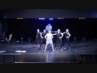 Нижний Новгород/Финал. Творческий номер Киселёвой Анастасии
