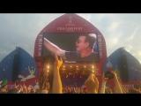 ЛУЧШИЙ DJ планеты 1998-1999 года ЛЕГЕНДАРНЫЙ Paul Oakenfold в московской фан-фест зоне FIFA World Cup Russia (ч6) @ 2018.07.14