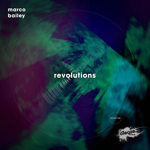 Marco Bailey альбом Revolutions EP
