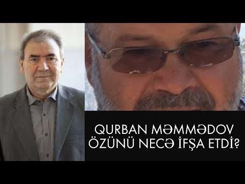 QURBAN MƏMMƏDOV ÖZÜNÜ NECƏ İFŞA ETDİ - Cəmil Həsənli və Tofiq Yaqublu ilə