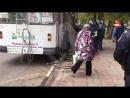 В Орле троллейбус совершил наезд на пешеходов