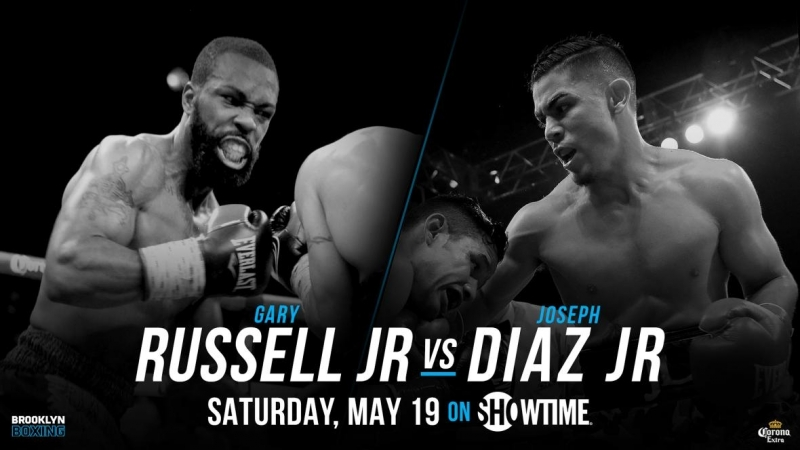 Gary Russell Jr. Vs. Joseph Diaz Jr.