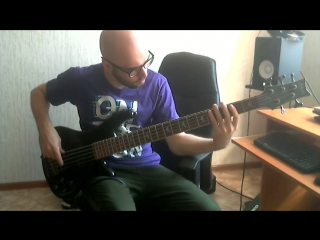 Dark Necessities (Red Hot Chili Peppers Djent⁄Metal Cover)