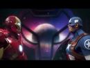The Cosmic Civil War (Космическая гражданская война) - Игровой Трейлер | Marvel Contest of Champions