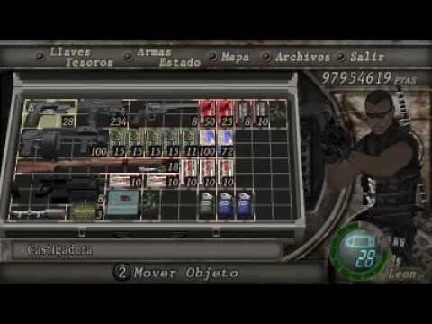 Resident evil 4 blade mod
