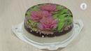 Готовим желейный торт в формате 3D Утренний эфир
