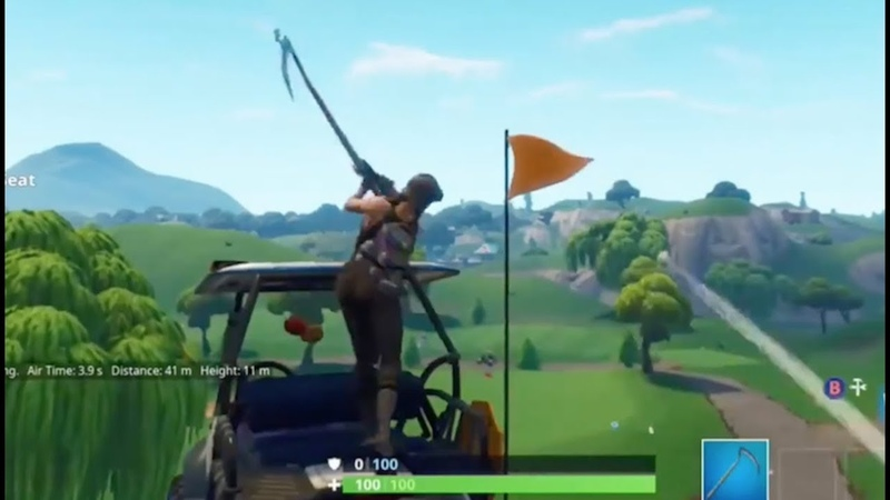 Fortnite Mid-Air Trickshots (by iBolts)