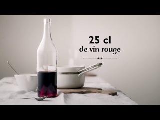 Terrine de foie gras au vin et gingembre