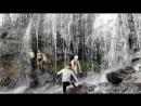 Водопад Девичьи косы в Приэльбрусье - это место, где каждый должен побывать перед восхождение на Эльбрус.
