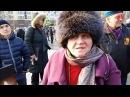 Участница ватно-рАссейского антимайдана с умом матрешки - рассказывает о зоофилии в Европе