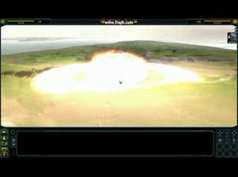 Supreme Commander ACU Explosion