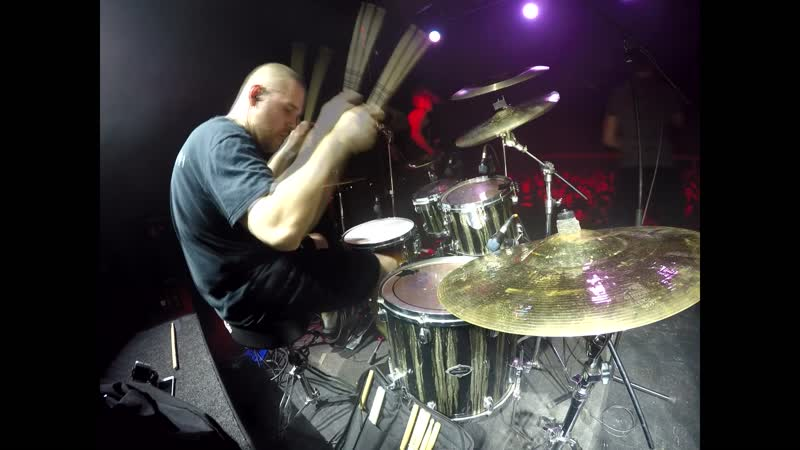 Get Randy! — Fall Asleep In My Arms Drumcam