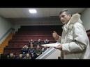 Вопросы ЖКХ на конференции народного совета в Ейске