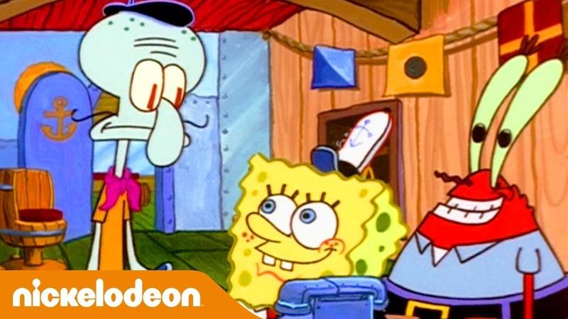 🔴 Смотри в прямом эфире: Губка Боб Квадратные Штаны   Губка Боб и друзья   Nickelodeon Россия