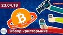 Walmart два патента на блокчейне. Стандарт для ICO в России. У КриптоКоммуны захватили Cryply