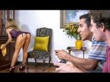 Nicole Aniston - мамаша соблазняет друга сына Bath Time with Nicole Big Tits MILF (Mom, Incest, зрелые, милф, инцест, мамки)