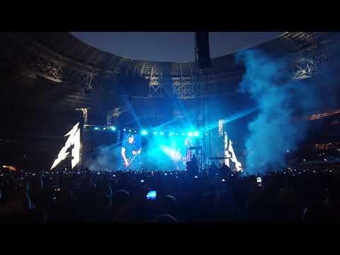 Metallica Группа Крови (Виктор Цой)