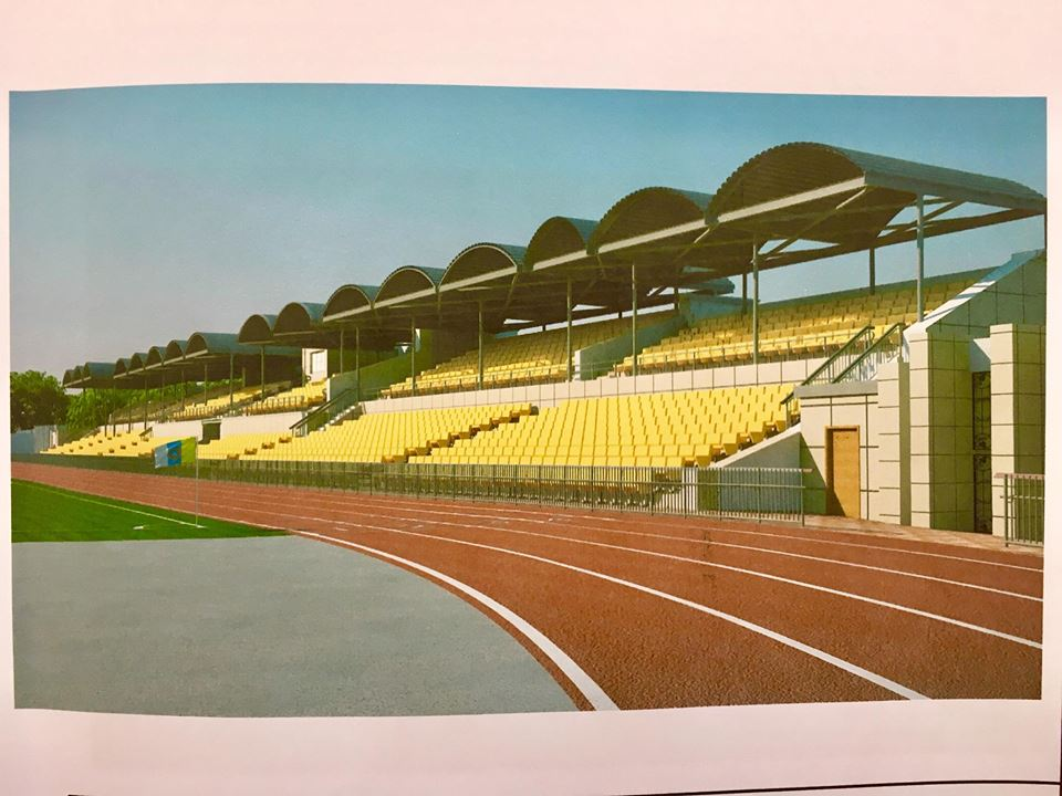 В Северодонецке хотят сделать капитальный ремонт стадиона