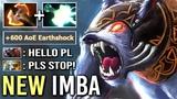 New Imba Build Electric Fury Ursa Counter PL Like a Boss 985 Aoe Earthshock Epic Gameplay WTF Dota 2
