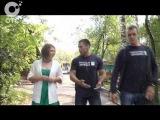 В День ВДВ волонтеры городской дружины вышли на охрану порядка в городе