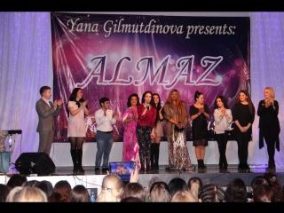 ALMAZ FESTIVAL 2018 - GALA SHOW & SOLO LIVE BAND