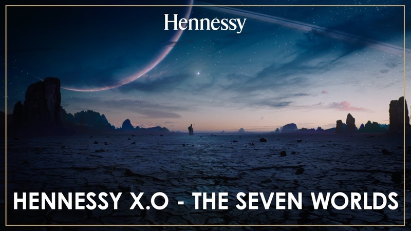 Hennessy X O The Seven Worlds Directed by Ridley Scott