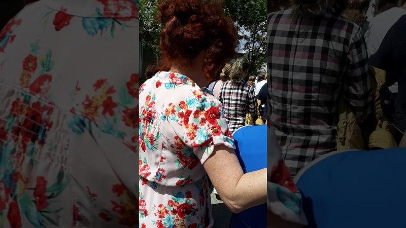 16 мая 2018 г. Похороны Натальи Дмитриевой.
