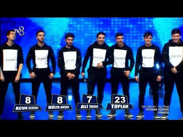 Yetenek Sizsiniz Türkiye 2018 Yarı Final Performansı Qasanov Dance Group~Ramil Qasanov