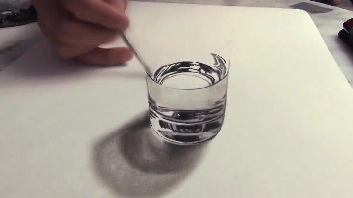 Стефан Пабст и подборка его потрясающих рисунков 3D