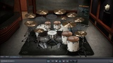 Dragonforce - Through The Fire And Flames only drums