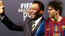 PELE WHO ● The Year Lionel Messi Surpassed Pele Already 2012 HD