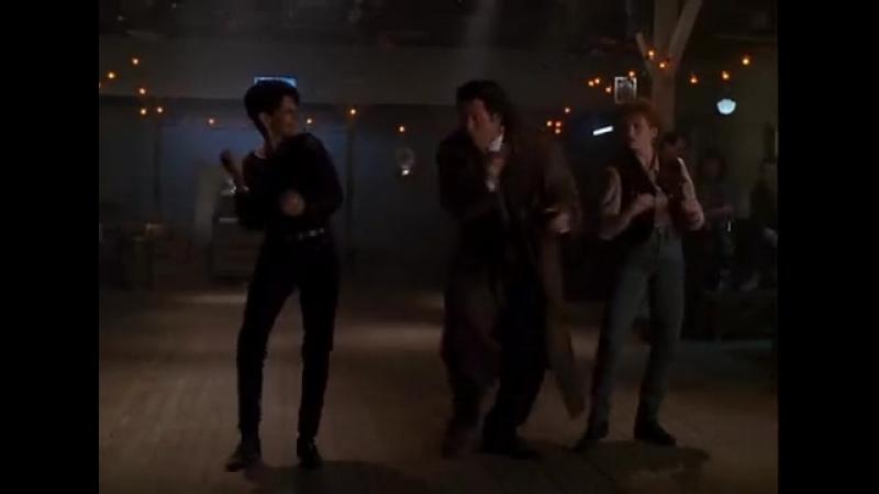 Tanec v