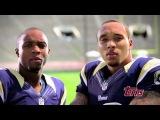 Topps Rookie Debut - Tavon Austin & Stedman Bailey, St. Louis Rams WRs