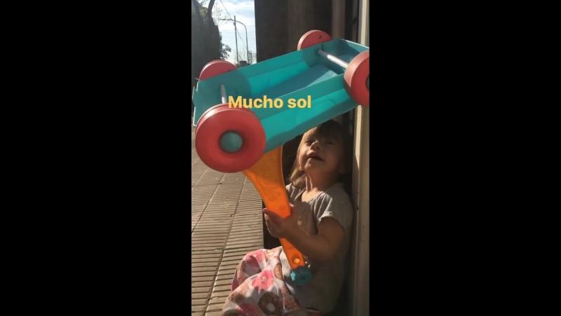 Mucho sol