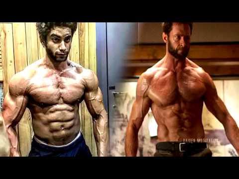 Bodybuilder Transformed to Wolverine