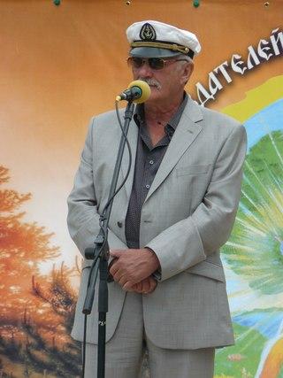 Выступление Владиира Мегре на Доброй земле