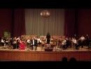 ОРНИ УУИ. Astor Piazzolla - Meditango. Дирижирует Кристина Султанова.