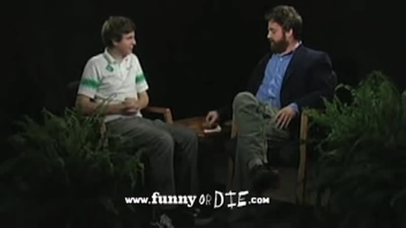 Michael Cera Between Two Ferns with Zach Galifianakis