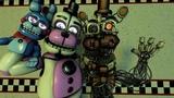 [FNAF/SFM]Molten Freddy meets Funtime Freddy