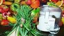 Что если выжать сок из Травы Получится или нет Испытание для соковыжималки