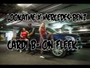 LookAtMe X Mercedes-Benz | LookAtMeDance |Cardi B- On Fleek
