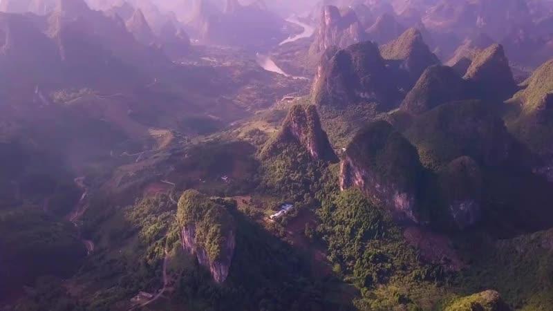 Гулинь, Китай