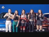 190221 ITZY - DALLA DALA MV Making with KIA SOUL BOOSTER