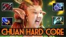ChuaN Dota 2 Enchantress Jungle Chuan hard core
