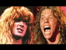 Metallica vs Megadeth - For Whom the Bell Tolls In My Darkest Hour  ᴴᴰ mashup (MEGATALLICA)